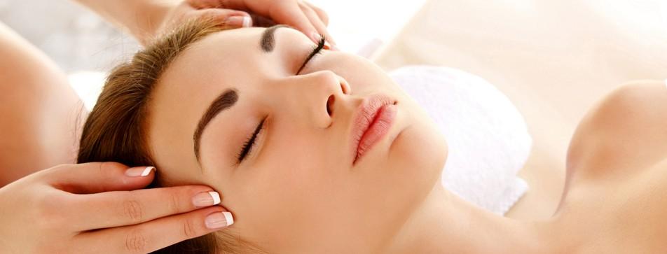 Wohltuende Beauty-Behandlung: Massage