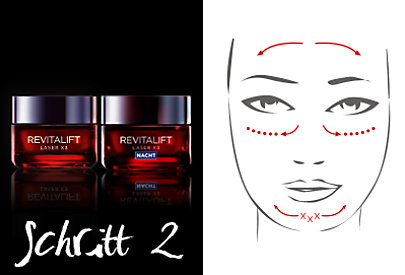 Revitalift Laser X3 Tagescreme