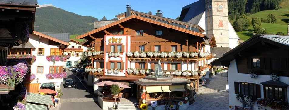Erhalten Sie einen Einblick in die Welt der Kräuter im Alpine Lifestyle Hotel Eder.
