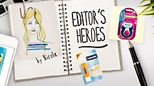 Editor's Heroes: Reisefieber