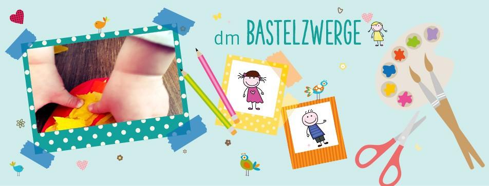 dm Bastelzwerge: Ostereier bemalen für Kleinkinder