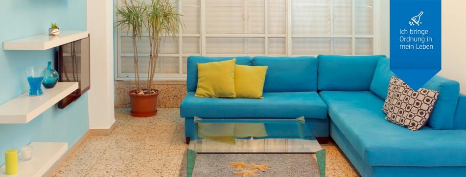 Das Zuhause zu einem Wohlfühl-Ort machen - mit einfachen Feng Shui-Tipps kein Problem.