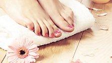 Fußpflege-Programm