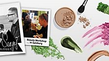 Sergej bloggt: Beauty Workshop
