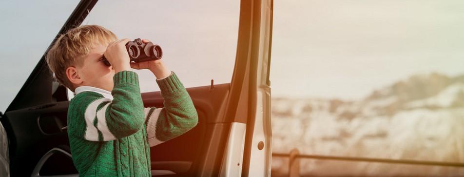 Tricks fürs Autofahren mit Kindern