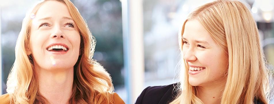 Beauty-Geheimnisse von Mutter zu Tochter