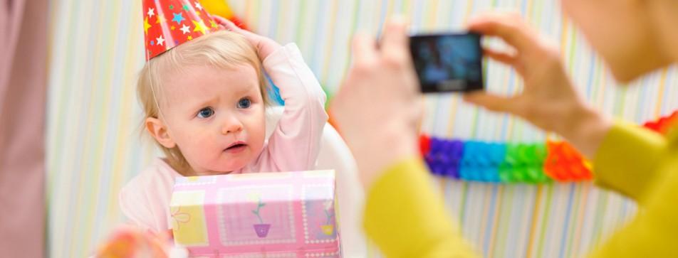 Kinder und Babys sind beliebte Fotomotive.