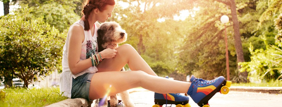 In 5 Schritten zu seidig-glatten Sommerbeinen.