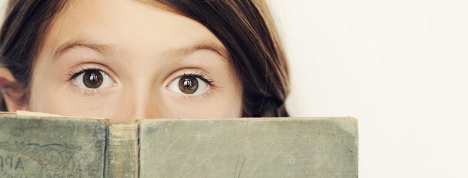Bücher fördern die Sprachentwicklung der Kinder.