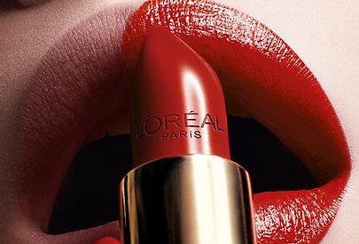 Braun, Korall, Orange, Beige, Violett: Vielfalt der Farben auf den Lippen.