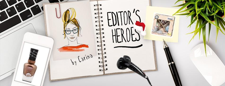 Editor's Heroes: Wunschliste für Weihnachten