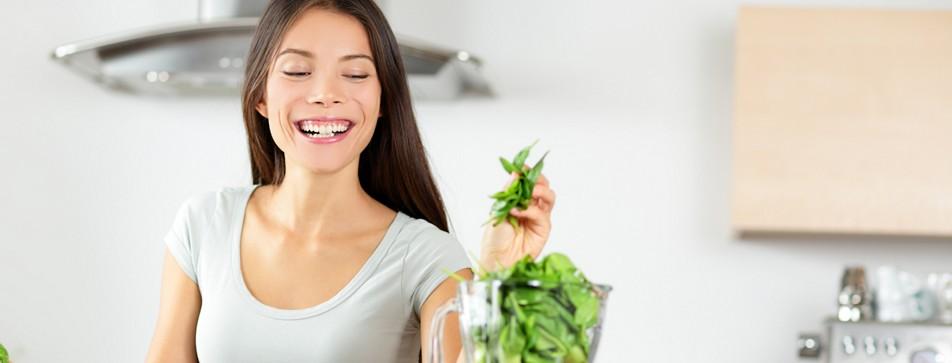 Vegan leben und vegane Ernährung liegen im Trend.