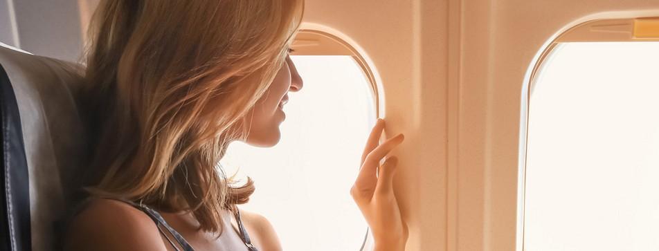 Reichhaltige Pflege auf Langstreckenflügen ist ein Muss.
