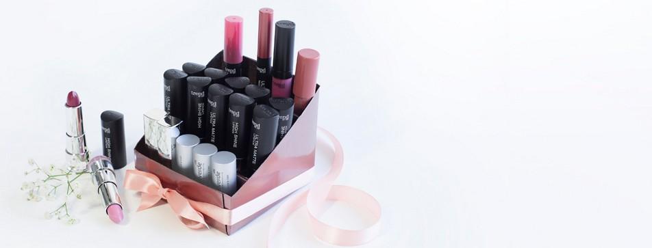Lippenstift-Organizer selber basteln