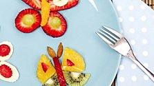 So lieben Kinder Obst und Gemüse