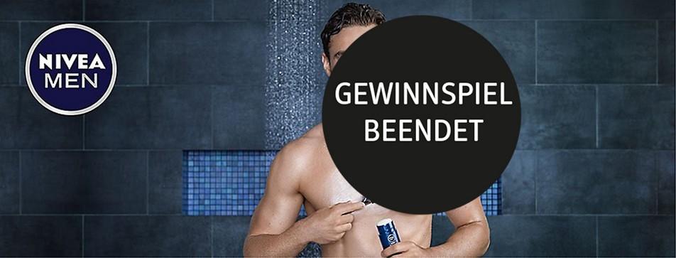 Jetzt gewinnen: die neue NIVEA MEN Body Shaving Serie!