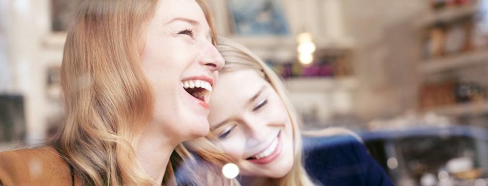 Nicht immer einfach: Die Beziehung zwischen Mama und Tochter