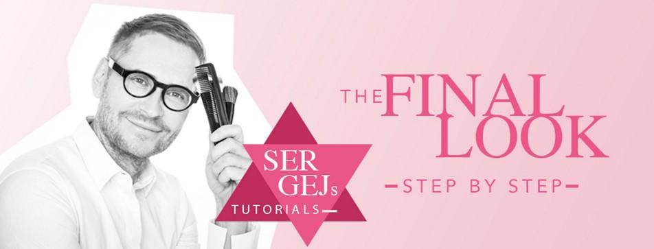 Mit Sergej Benedetter lernen, wie man Kunstwimpern anbringt.
