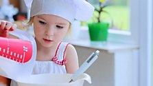Gutes Gelingen! Kochen mit Kindern