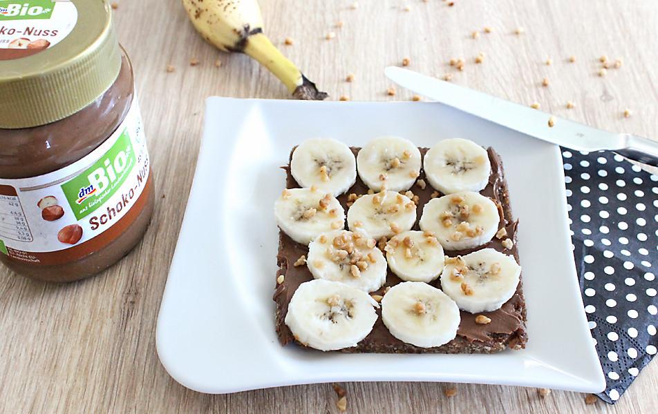 Schoko-Banane: Der Klassiker fürs Brot
