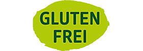 Glutenfrei-Hinweis