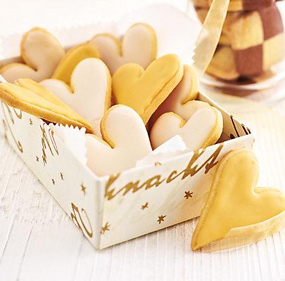 Rezept für Butterherzen
