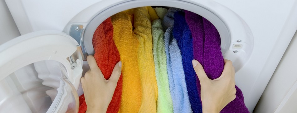 Wäsche waschen leicht gemacht.