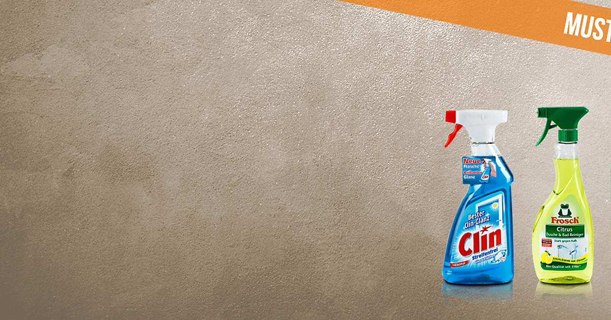 Kühlschrankreiniger : Hygiene in der küche u2013 dm online shop magazin