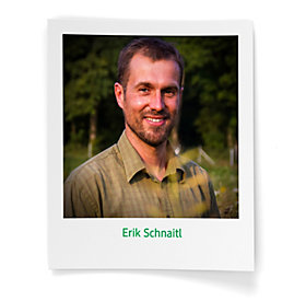 Idealist Erik Schnaitl