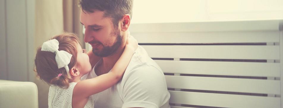Vatertag: ein Hoch auf Papa!