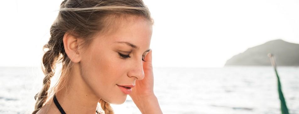 Make-Up-Tipps für Frauen ab 25.