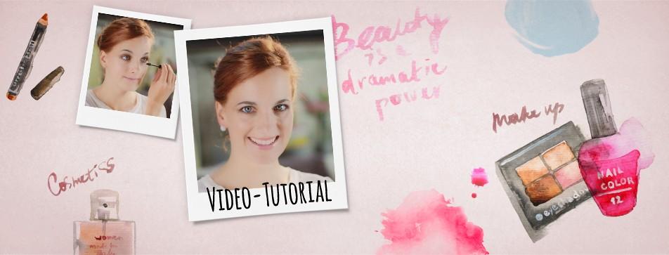 Make-up-Tutorial: Der perfekte Nude-Look und jede Menge Schminktipps