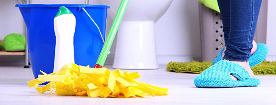 Die Wohnung sauber halten und dabei die Umwelt schonen.