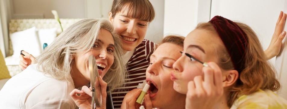 Anti-Aging Tipps für reife Haut.