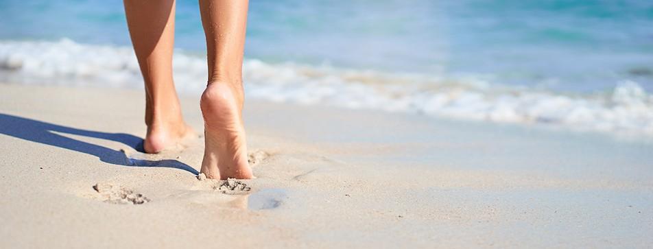 Tipps für die Fußpflege Zuhause.