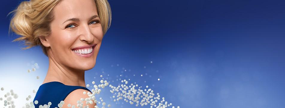 Sie werden die Wirkung der neuen NIVEA CELLULAR Anti-Age Aufpolsternden Pflege Perlen lieben!