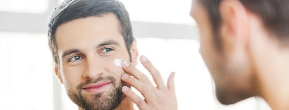 Männerpflege für die Haut ab 30.