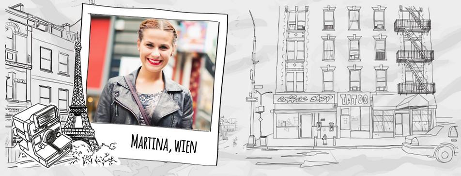 Street Style: Martina aus Wien.