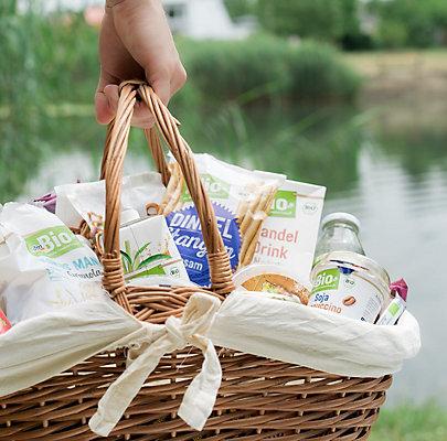 Birkenwasser, Amaranth Riegel und Co. - das kommt in den Picknick-Korb!
