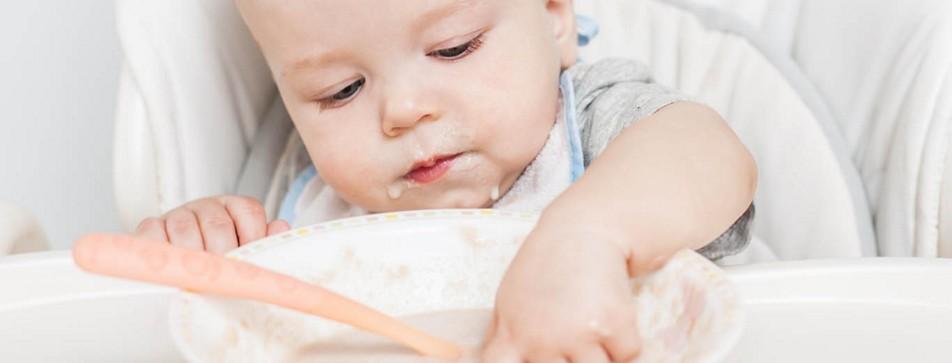 Babybrei selbst gemacht - so schnell geht's, so gut schmeckt's.