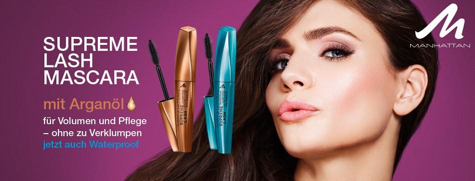 Entdecke jetzt die richtige Mascara für dich