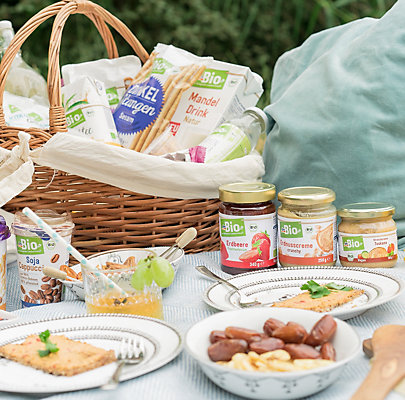 Salzig, süß, fruchtig und lecker: Tipps für's Picknick.