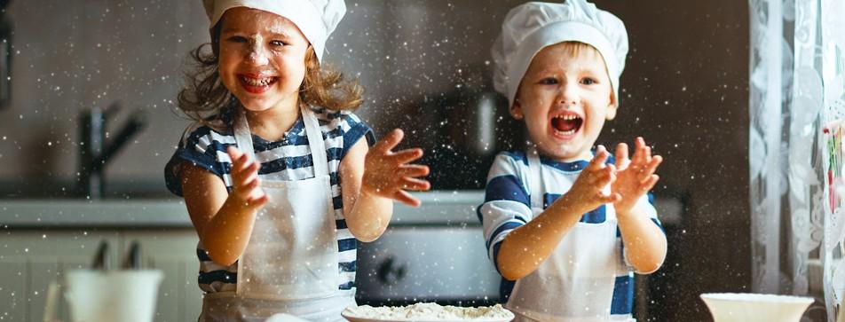 Kekse backen mit Kindern, so gelingt's.
