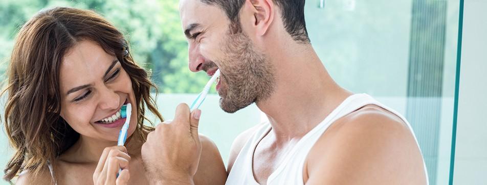 Perfekte Mundhygiene: Mehr als nur Zähneputzen.