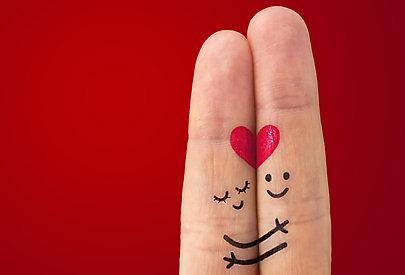 Komplimente fördern Beziehungen