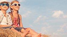 Glückliche Kinder - eigentlich ganz einfach