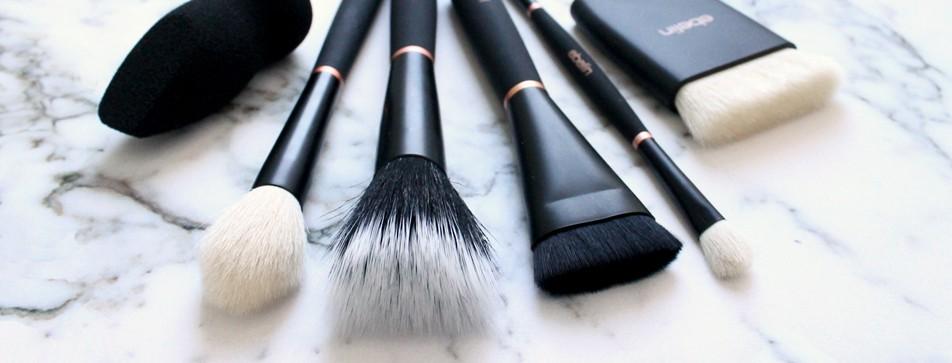 """die neue Pinsel-Serie  """"Make-up Artist"""" der dm Marke ebelin"""