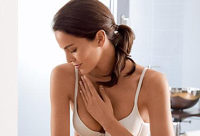 Stärkt und strafft Ihre Haut: die NIVEA Q10 Energy Hautstraffende Body Milk.
