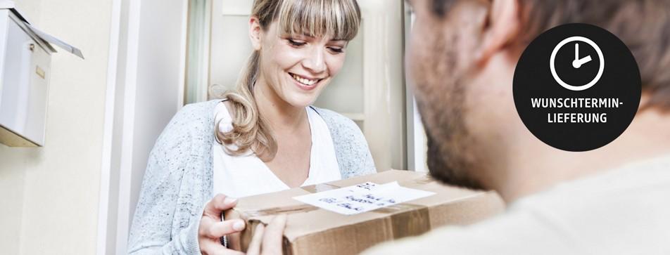 Wunschtermin-Lieferung: Same Day Delivery und Lieferung zum Wunschtermin