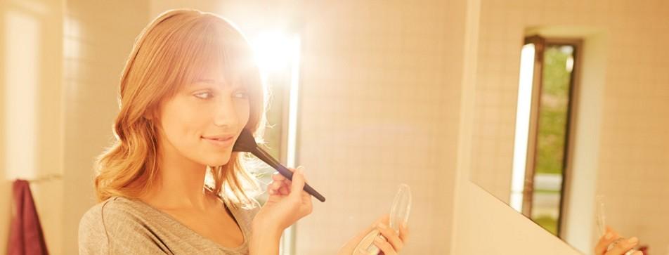 Zuerst die Sonnencreme, dann das Make-Up